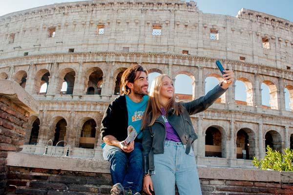 Det bästa i Rom på en d
