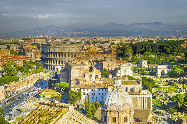 A Day in Ancient Rome –