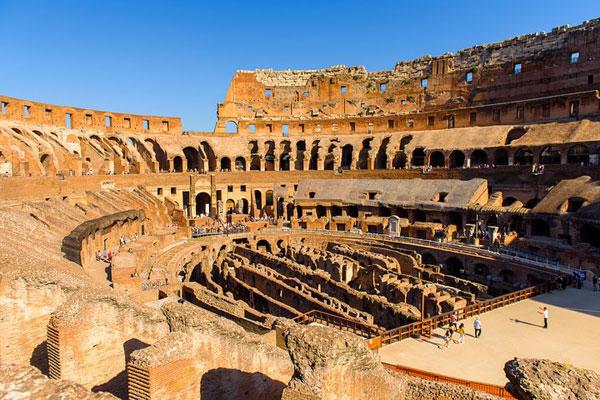 VIP Arena Colosseo e Roma