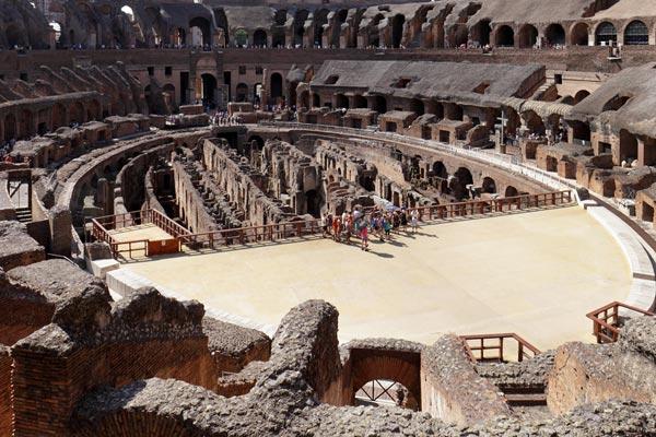 Ingresso del Gladiatore V