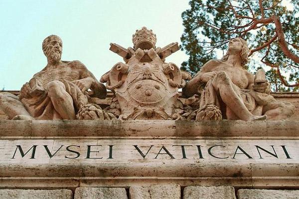Vatikanische Museen und S
