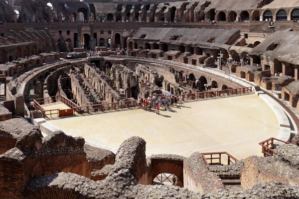 Colosseum Gladiator Tour