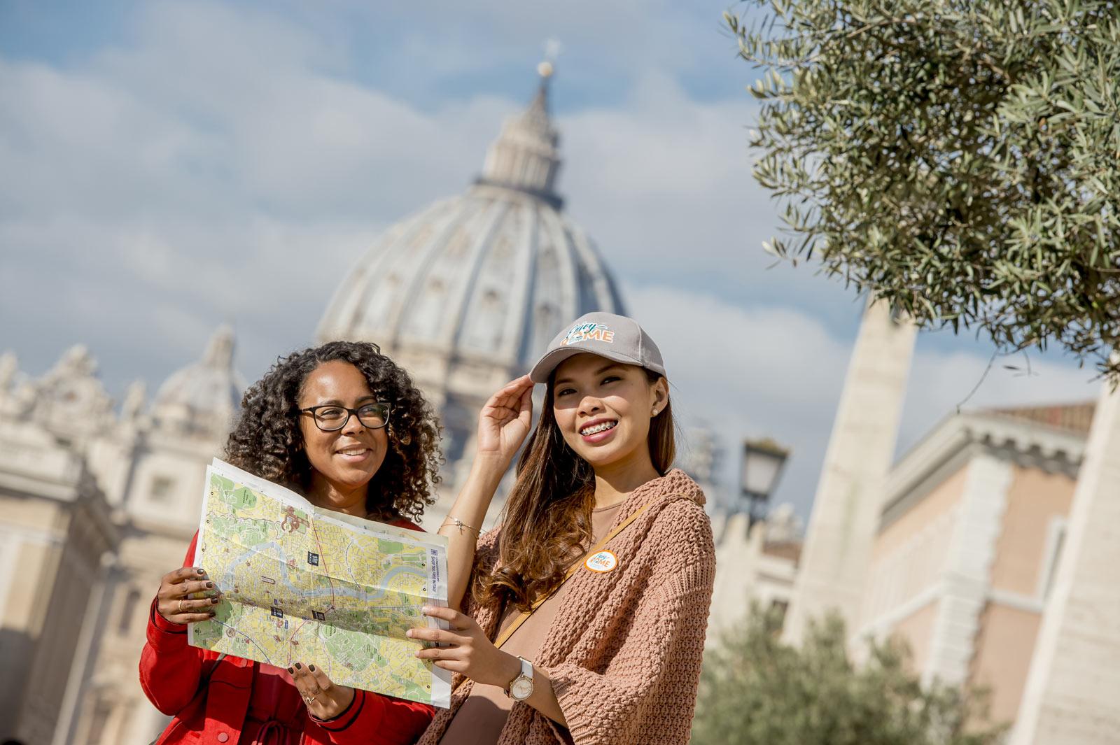 Vatican semi-private tour