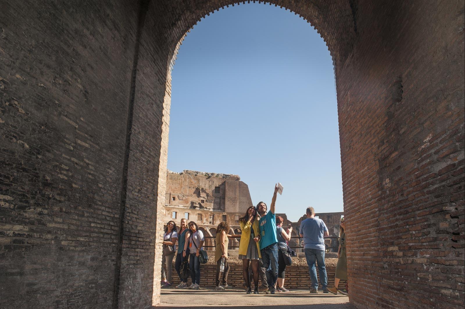 Tour durch das Gladiatore