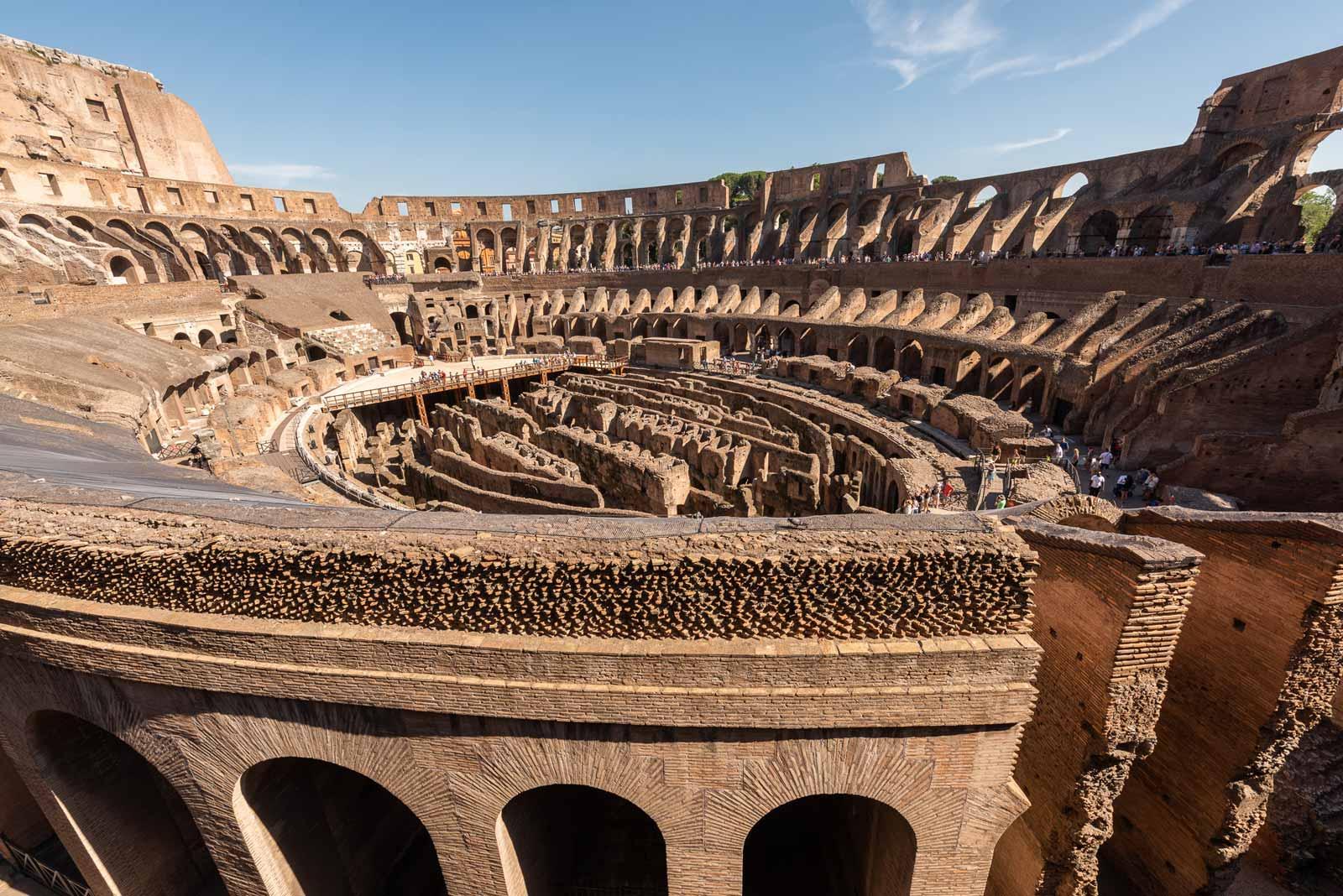 Das Beste von Rom an eine